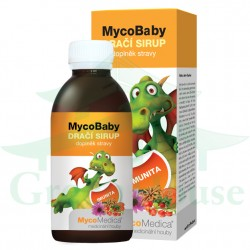 MYCOBABY – DRAGON COUGH SYRUP