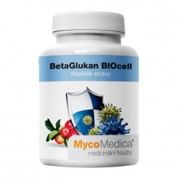 BetaGlukan BIOcell for allergy and asthma